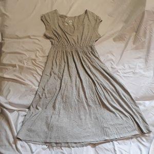 Bass Grey Womens 100% Cotton Dress